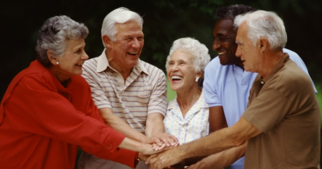 Vitality for the elderly