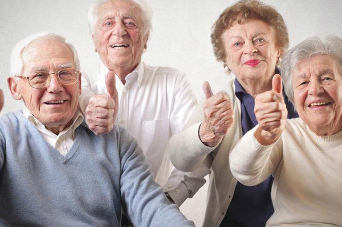 Envejecimiento en positivo