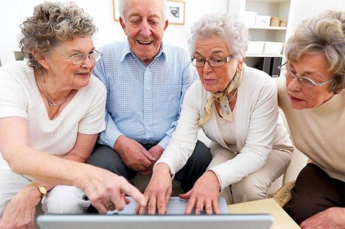 Tercera edad: el encanto de envejecer