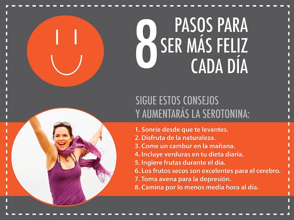 8 pasos para ser más feliz cada día
