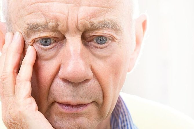 La ceguera en los adultos mayores