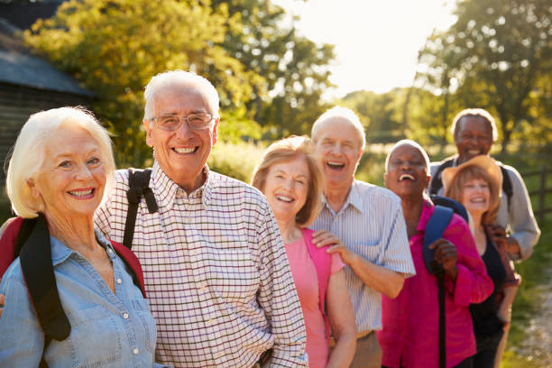 Third age: the charm of ageing