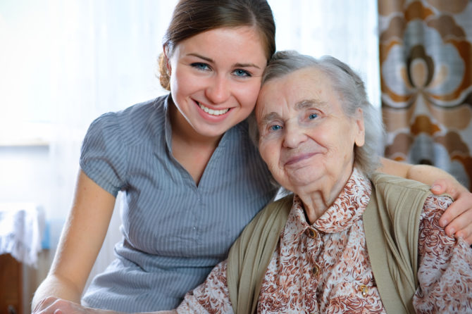 How to Communicate with an Elderly Parent