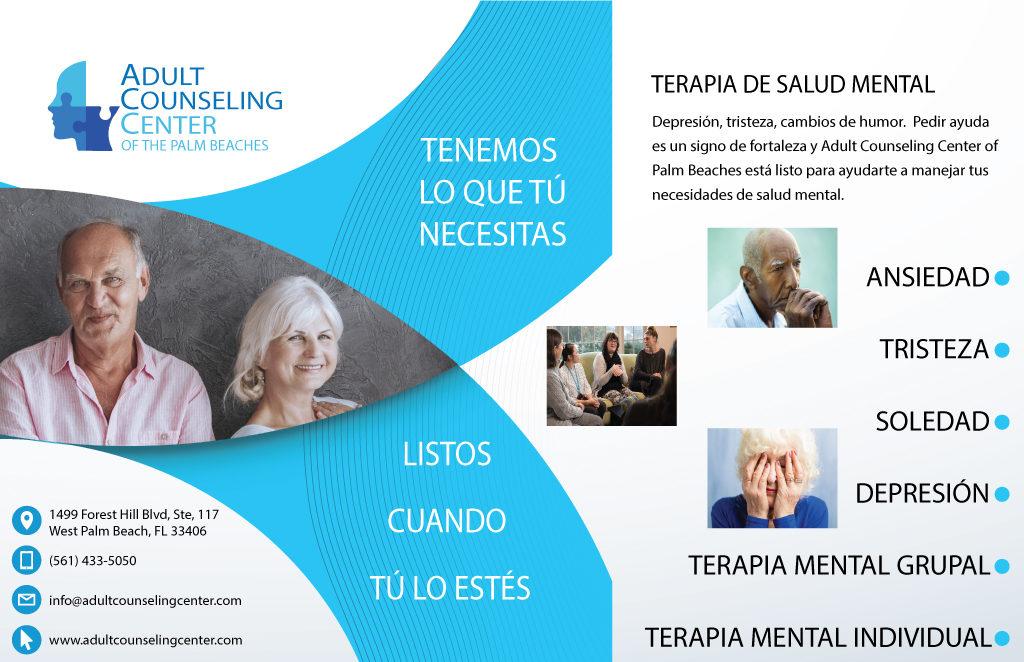 Servicios de Salud Mental para Adultos Mayores