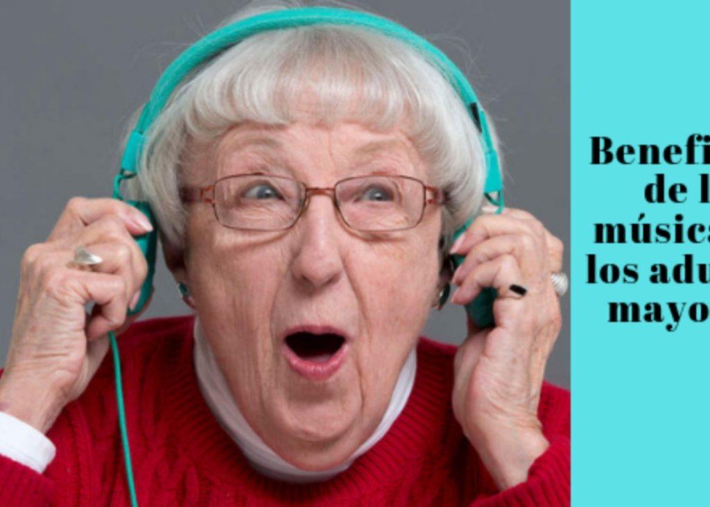 Beneficios de la música en los adultos mayores