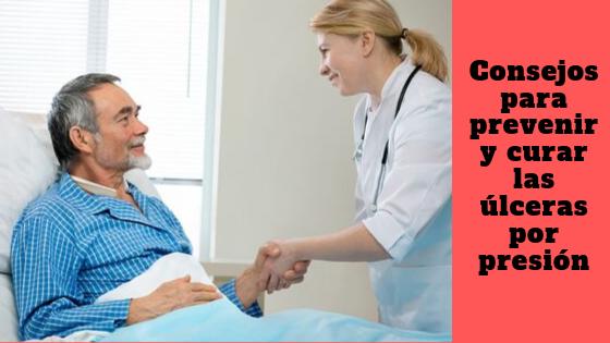 Consejos para prevenir y curar las úlceras por presión