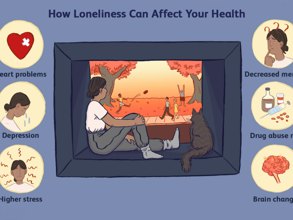 How Loneliness Can Affect Your Health