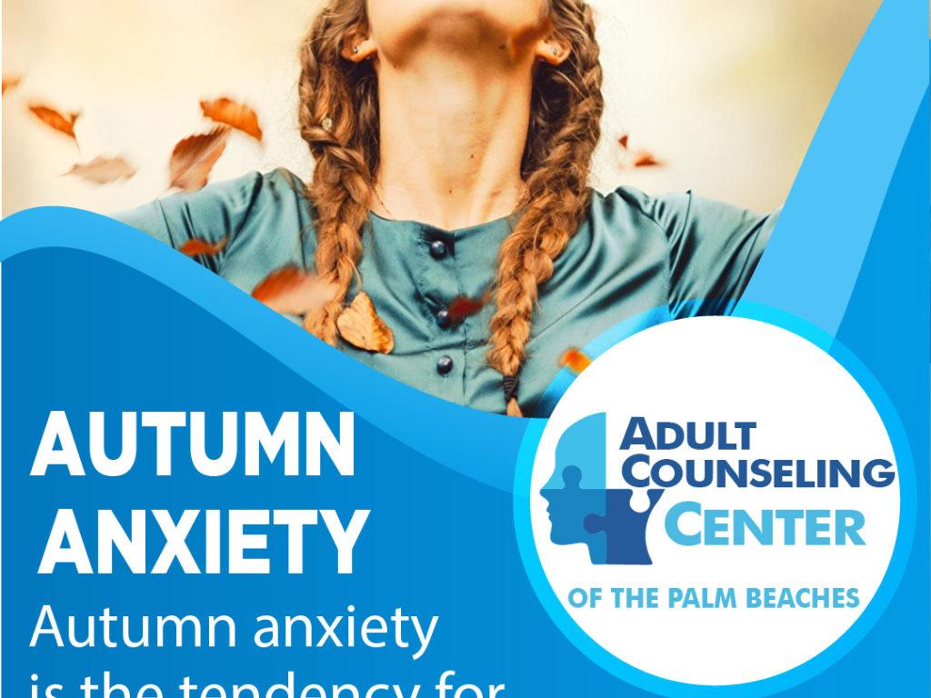 Autumn Anxiety
