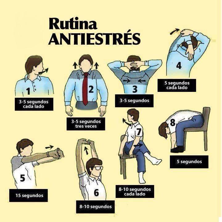 Rutina ANTIESTRÉS