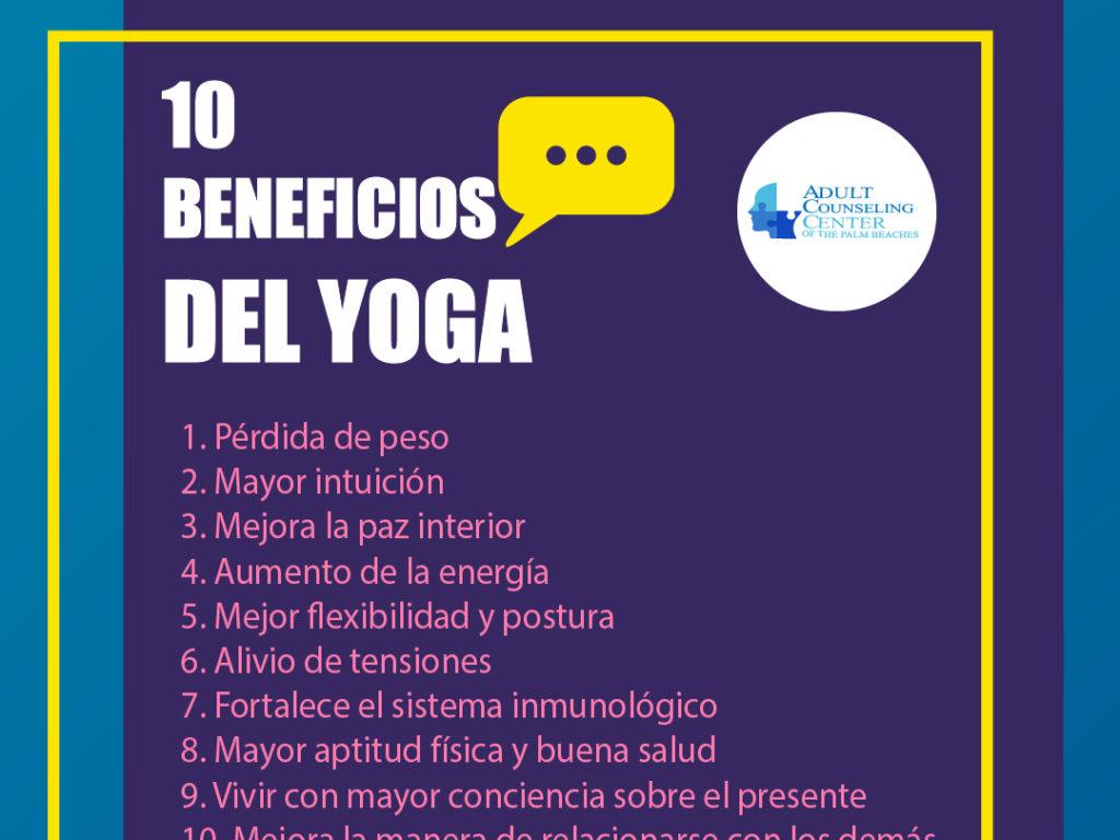 10 beneficios del yoga