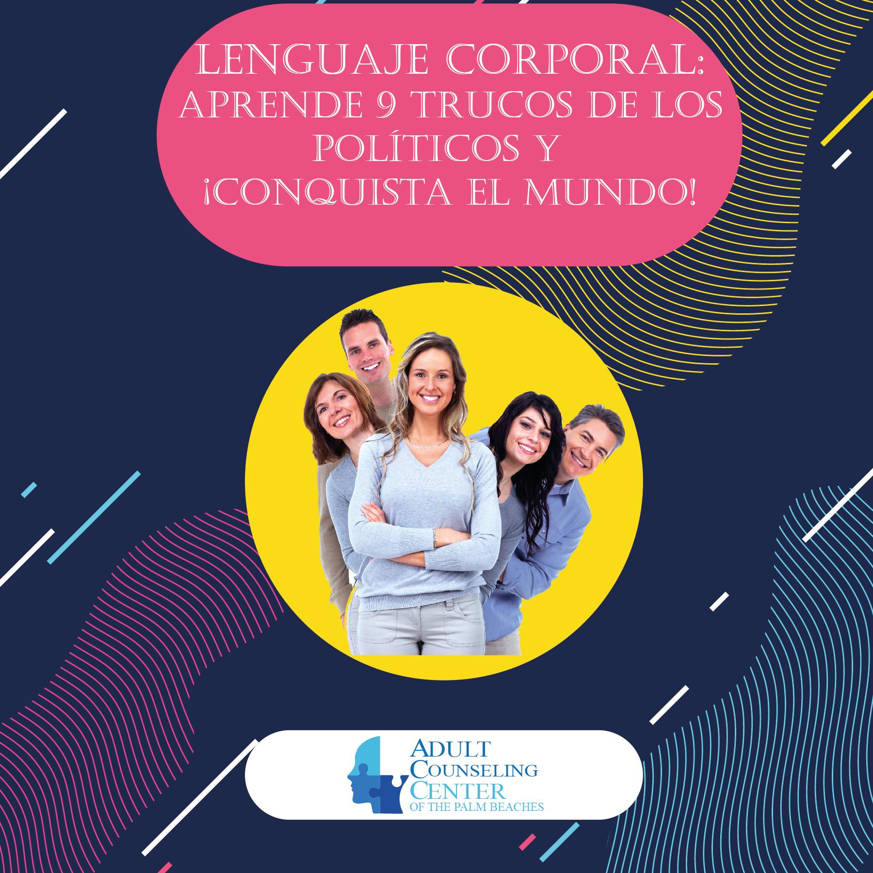Lenguaje corporal: Aprende 9 trucos de los políticos y ¡conquista el mundo!