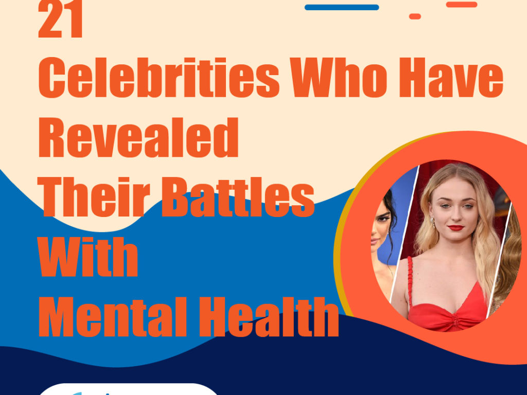21 Celebrities Who Have Revealed Their Battles With Mental Health