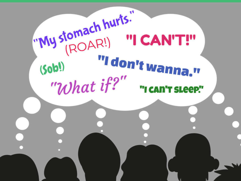"""7 Surprising Things Kids Say That Can Mean """"I'm anxious."""""""